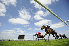 Horse Racing. At Royal Ascot,England stock photos