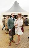 Horse Racing. Fashion at Cheltenham races 16-3-17 Royalty Free Stock Photography