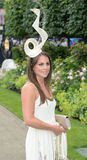 Horse racing,Ladies day at Ascot Stock Images