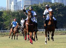 Horse Racing in Mumbai Stock Photography