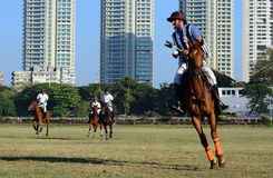 Horse Racing in Mumbai Royalty Free Stock Photo