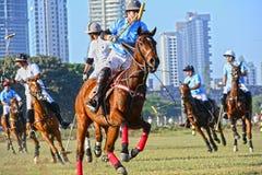 Horse Racing in Mumbai Royalty Free Stock Photo