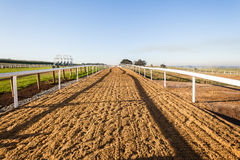 Horse Racing Sand Tracks Royalty Free Stock Image