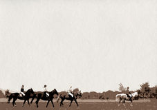 Free Horse Ride A Group Of Riders Stock Photo - 63444100
