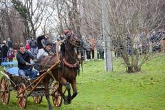 Horse ride Stock Photography