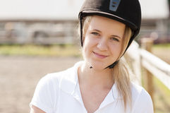 Horse rider Royalty Free Stock Images