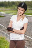 Horse rider Stock Photography