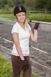 Horse rider Royalty Free Stock Image