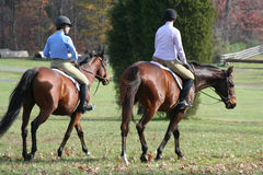 Horse Riders Stock Photos