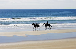 Horse riders Royalty Free Stock Images