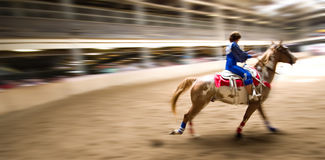 Horse riding competition. (Showing Motion Stock Images