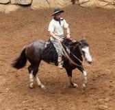 Horse Riding Gaucho Royalty Free Stock Photos