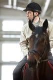 Horse riding Stock Photography