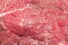 Horse rump steak close up Stock Photo