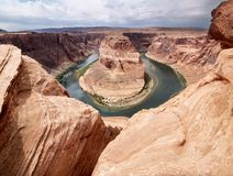 Horse Shoe Bend Royalty Free Stock Image