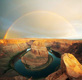 Horse Shoe Bend Stock Image