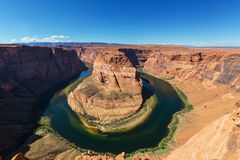 Horse Shoe Bend Royalty Free Stock Photo