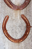Horse shoes Royalty Free Stock Photography