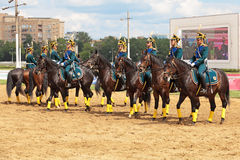 Horse show Stock Images