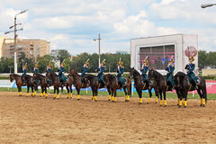Horse show Royalty Free Stock Photography
