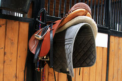 Horse Stable Royalty Free Stock Photography