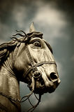 Horse statue Royalty Free Stock Image
