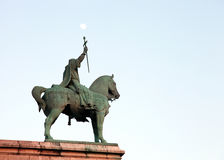 Horse statue Royalty Free Stock Photography