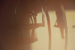 Horse stirrup stock photo