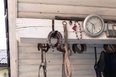 Horse stuff. Royalty Free Stock Photography