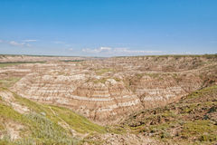 Horse Thief Canyon Landscape Royalty Free Stock Photography