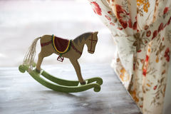 Horse toy Royalty Free Stock Photos
