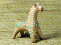 Horse toy Royalty Free Stock Image
