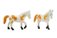 Horse toy. Stock Photo