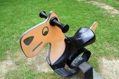 Horse toys Stock Photo