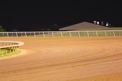 Horse track. Royalty Free Stock Photos