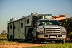 Free Horse Trailer Stock Image - 34607461