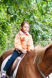 Horse walk Royalty Free Stock Photos