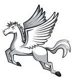 Horse with Wings Royalty Free Stock Photo
