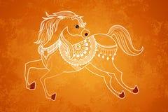 Horse Year Stock Image
