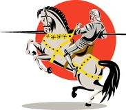 horseback рыцарь