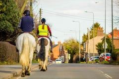 horseback imagen de archivo libre de regalías