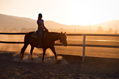 Horseback Riding Stock Photos