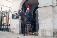 Horseguard Fotos de Stock
