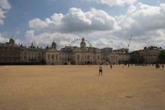 Horseguards, Londyn obraz royalty free