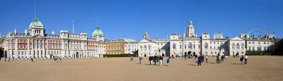 Horseguards Parade in London Stock Photography