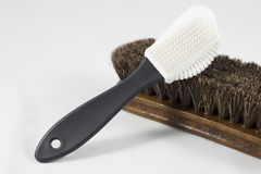 Horsehair brush Royalty Free Stock Photography