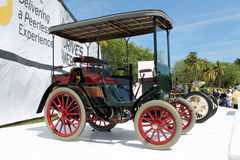 Horseless carriage Royalty Free Stock Photos