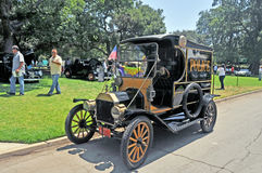 Horseless Carriage Stock Photo
