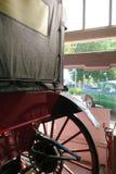 Horseless Wagen Stockfotografie