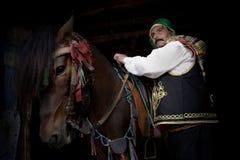 Horseman Royalty Free Stock Photo